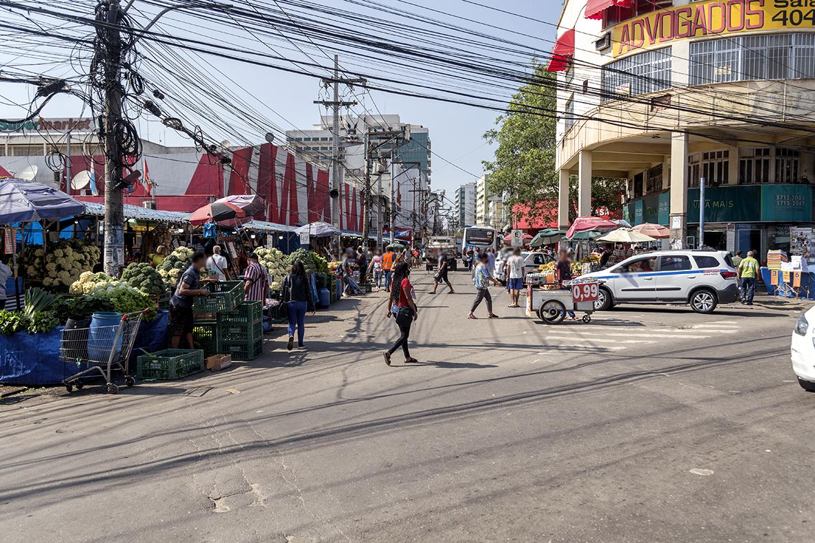 Ainda no pacote de alterações, o retorno para o bairro Santa Isabel será realizado pela Rua Rubens Amaral